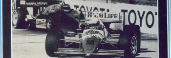 Paradigm Sponsors Driver in Toyota Grand Prix